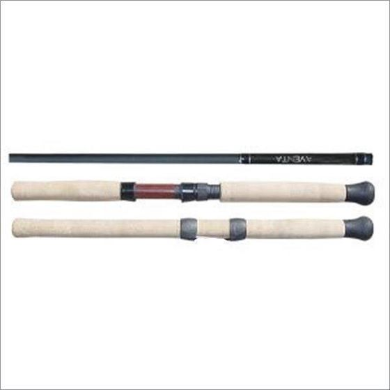 OKUMA AVENTA 136 3 PIECE CENTERPIN FLOAT ROD FIXED