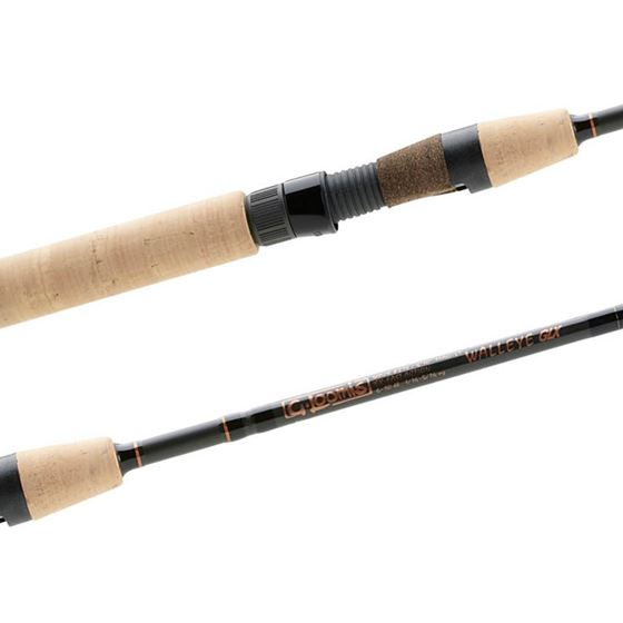 G LOOMIS GLX WALLEYE RODS
