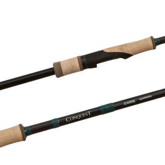 G LOOMIS CONQUEST SPIN JIG ROD